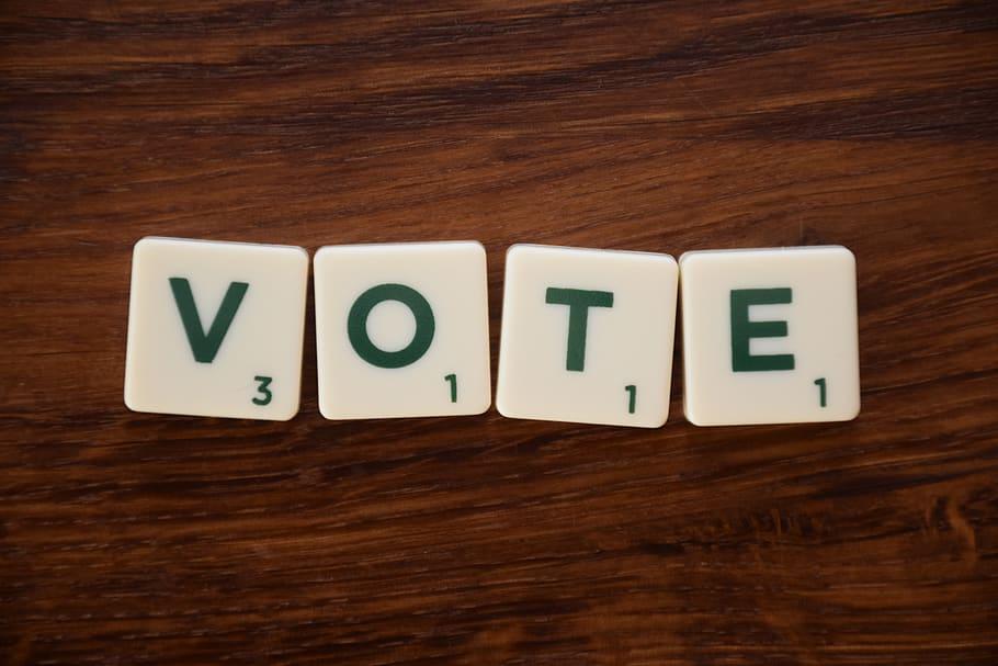 Vote Abstimmung Election Votes